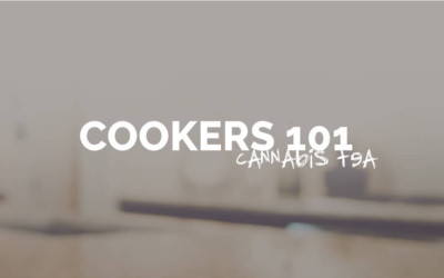 Cookers 101 – Cannabis Tea