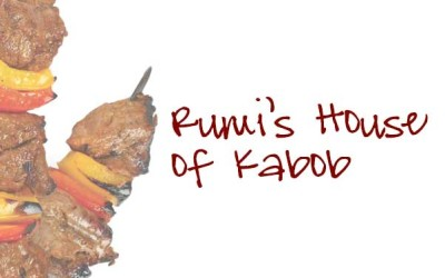 Small Business Feature – Rumi's House of Kabob