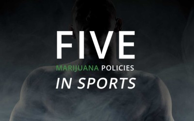 Five Marijuana Policies in Sports