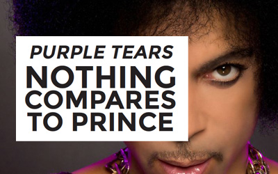 Purple Tears Nothing Compares To Prince