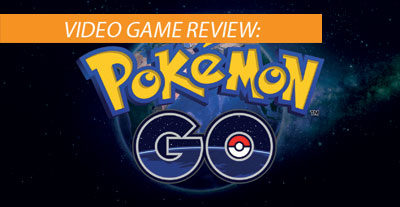 Video Game Review – Pokemon Go