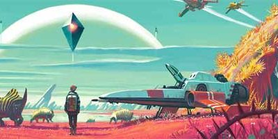 Video Game Review – No Man's Sky