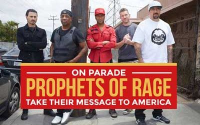 On Parade – Prophets Of Rage