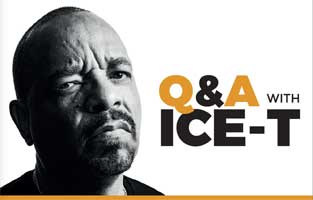 Q&A with Ice-T