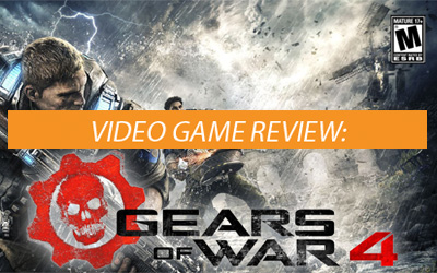 Video Game Review – Gears of War 4