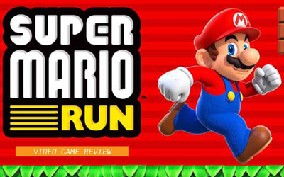 Video Game Review – Super Mario Run