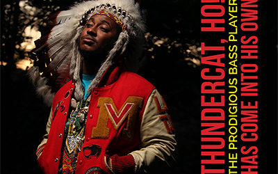 Thundercat, Ho! The Prodigious Bass Player Has Come Into His Own