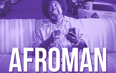Afroman – Not Coming Down From This High