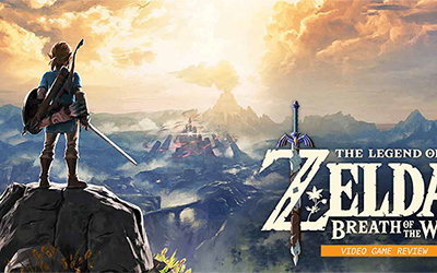 Video Game Review – The Legend Of Zelda Breath Of The Wild
