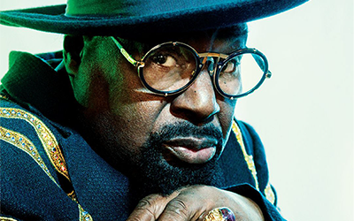 George Clinton – Funk Is Attitude