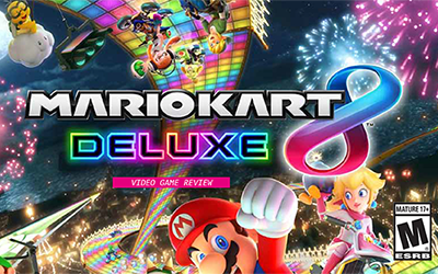 Video Game Review – Mario Kart 8: Deluxe