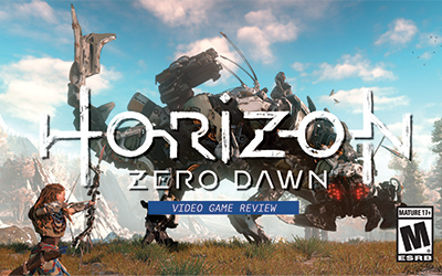 Video Game Review – Horizon Zero Dawn