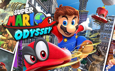 Video Game Review – Super Mario Odyssey
