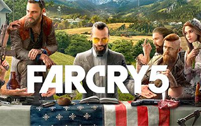 Video Game Review – Farcry 5