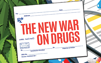 The New War On Drugs