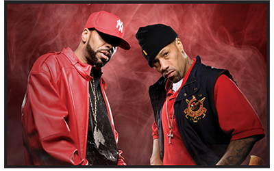 A Conversation With Method Man & Redman