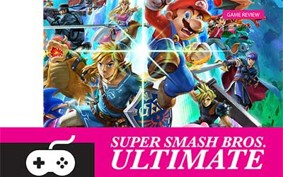 Video Game Review – Super Smash Bros. Ultimate