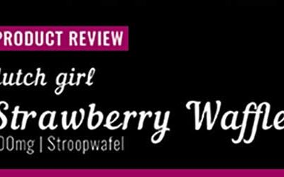 Product Review – Dutch Girl Strawberry Waffle